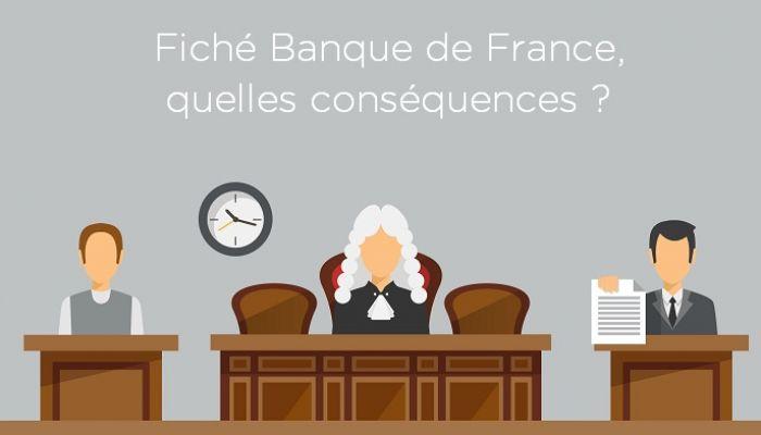 Je Suis Fiche Banque De France Quelles Sont Les Consequences